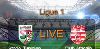 matchs Ligue 1