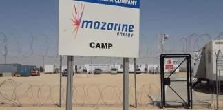 Camp de Mazarine