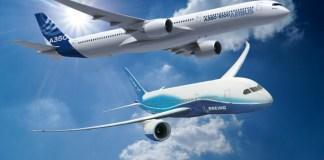 UE Boeing-Airbus