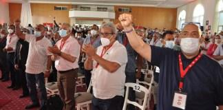 UGTT congressites