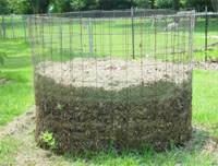compostador de reja
