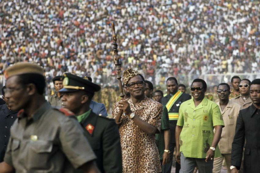 Les Léopards de Mobutu, faste et décadence d'un football au ...