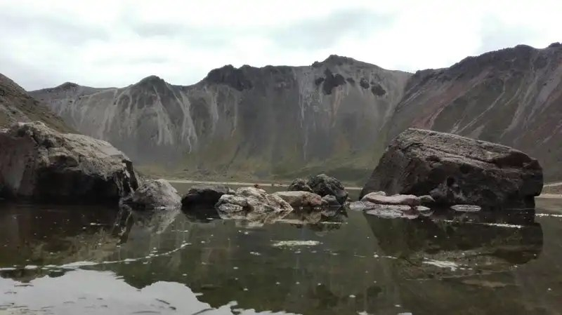 Nevado di Toluca, Messico