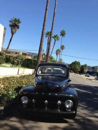 Per le strade di Los Angeles