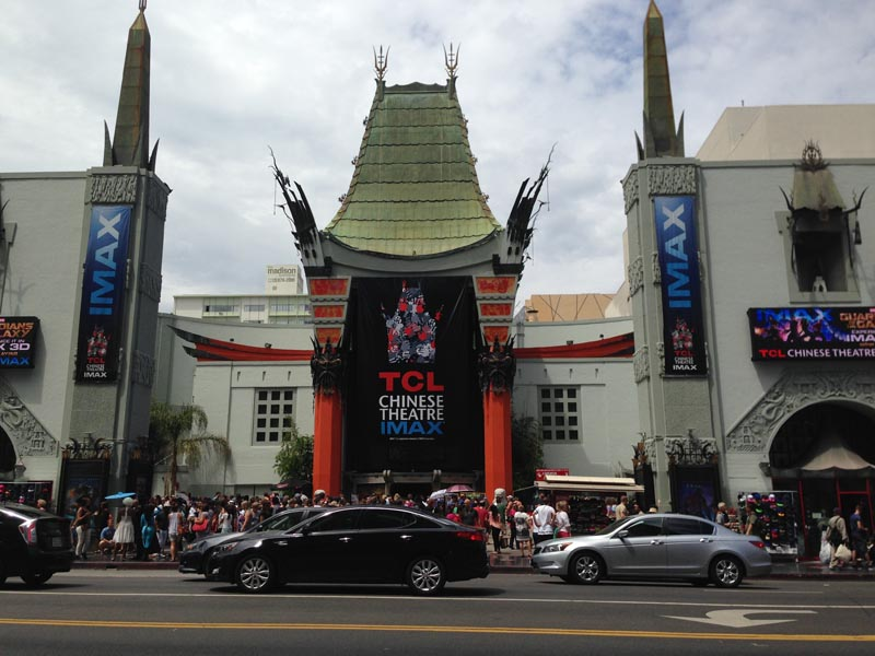 TCL Chinese Theatre - Los Angeles