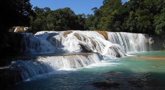 Agua Azul - Chiapas