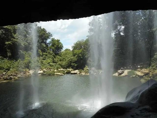 Chiapas - Cascate di Misol Ha
