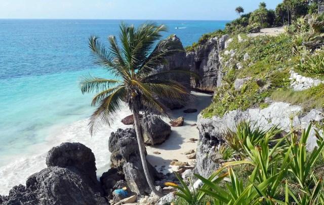 Viaggio in Messico - spiagge