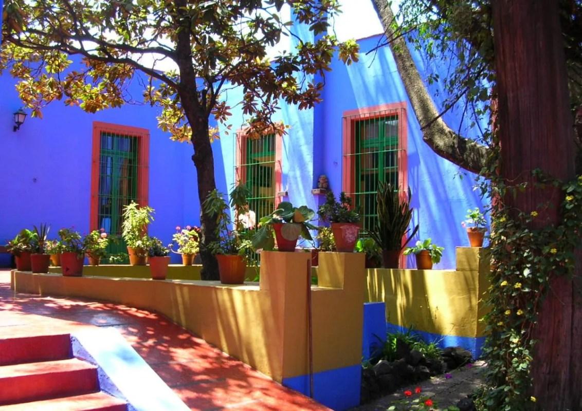Frida Kahlo Casa Azul