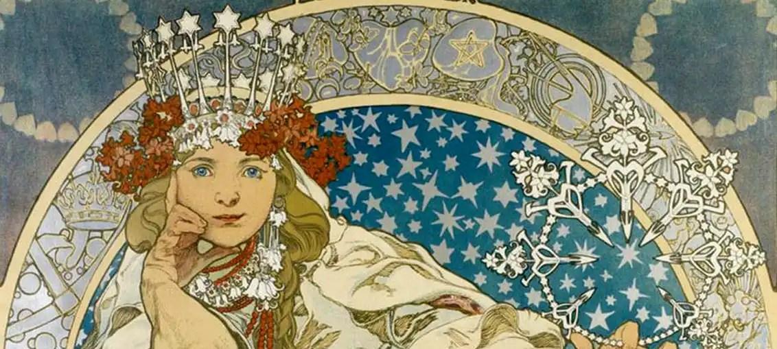 Alfons Mucha: il maestro dell'Art Nouveau al Museo Mucha di Praga
