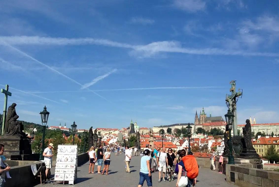 Ponte Carlo - Praga