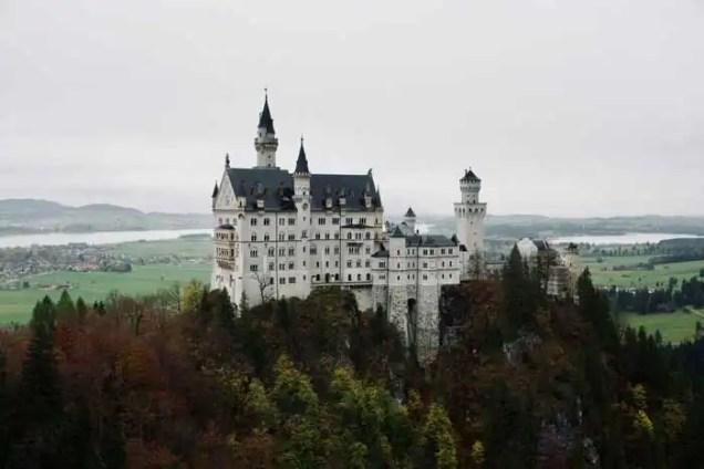 Castelli della Baviera Fussen