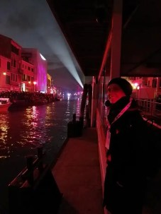 Carnevale di Venezia 2018 sfilata di apertura