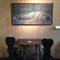 Casa di Giulietta a Verona - dipinto