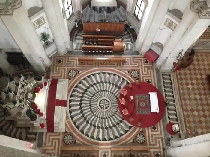 Basilica del Redentore Venezia - Vista dall'Alto
