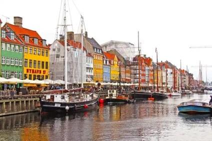 Nyhavn Copenaghen