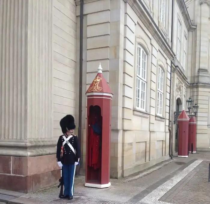 Guardia del Corpo Reale Copenaghen