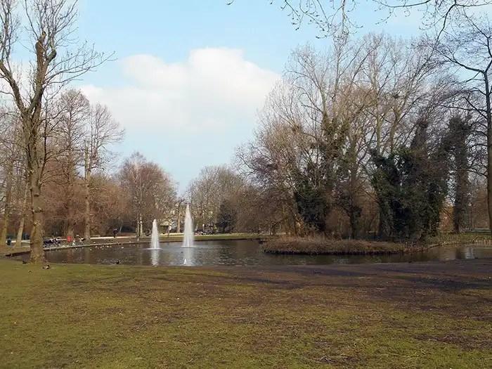 I parchi di Amsterdam