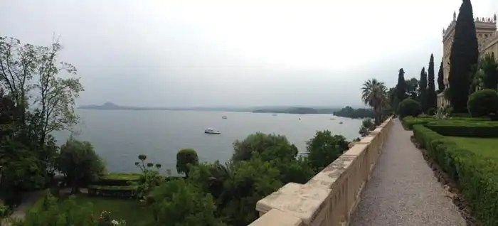 Vista San Felice del Benaco