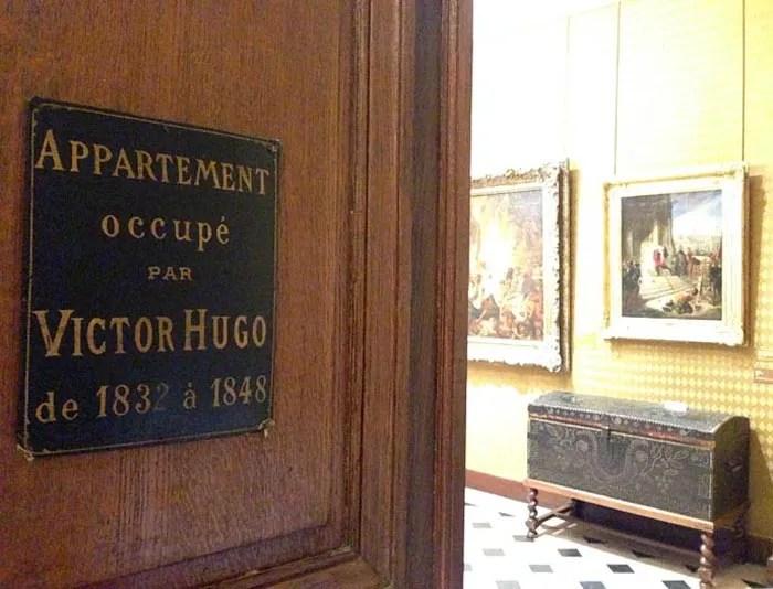 Casa museo di Victor Hugo a Parigi