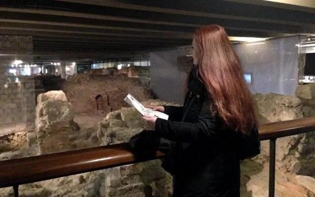 Cripta Archeologica di Notre-Dame a Parigi