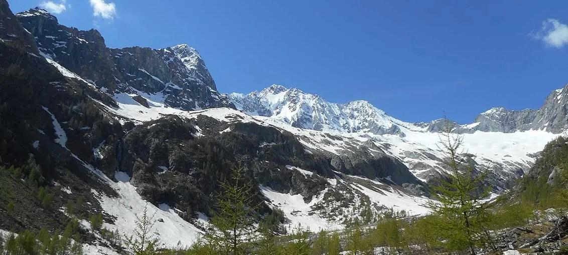 Itinerari trekking Val Malenco