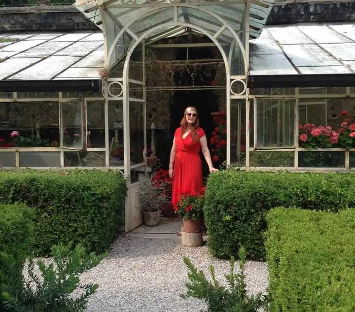 giardini all'italiana di Isola del Garda