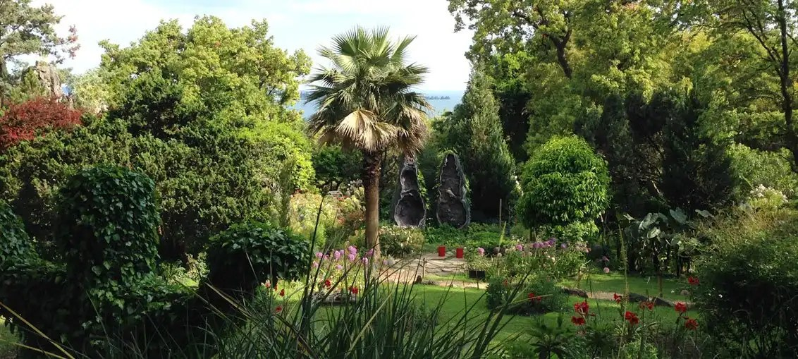 Heller Garden - il parco