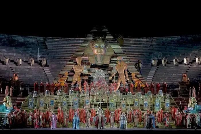 Aida di Giuseppe Verdi