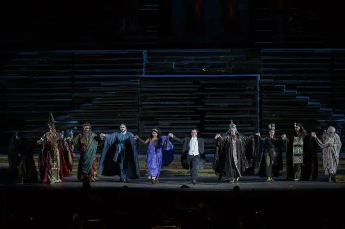 Aida di Giusppe Verdi