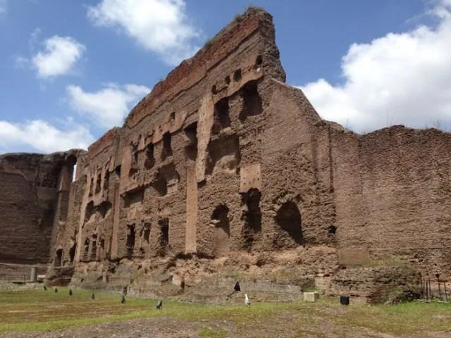 Caracalla Terme Roma