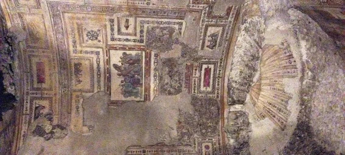 Cosa vedere a Roma: la meravigliosa Domus Aurea dell'Iperatore Nerone
