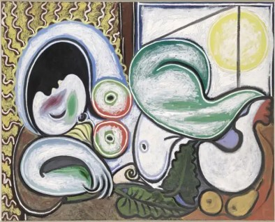 Picasso - Nu couchvà