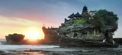 Tanah Lot e Batu Bolong:  i templi dell'acqua di Bali