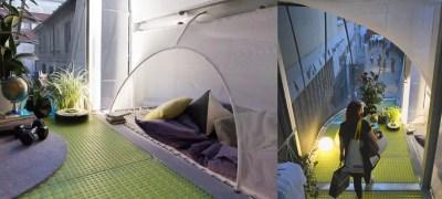 Mini Living Breathe: la micro abitazione del futuro al Fuorisalone 2017