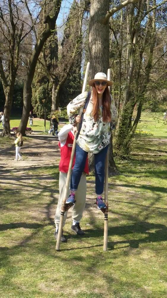 Evento Giochi Antichi al Parco Giardino Sigurtà