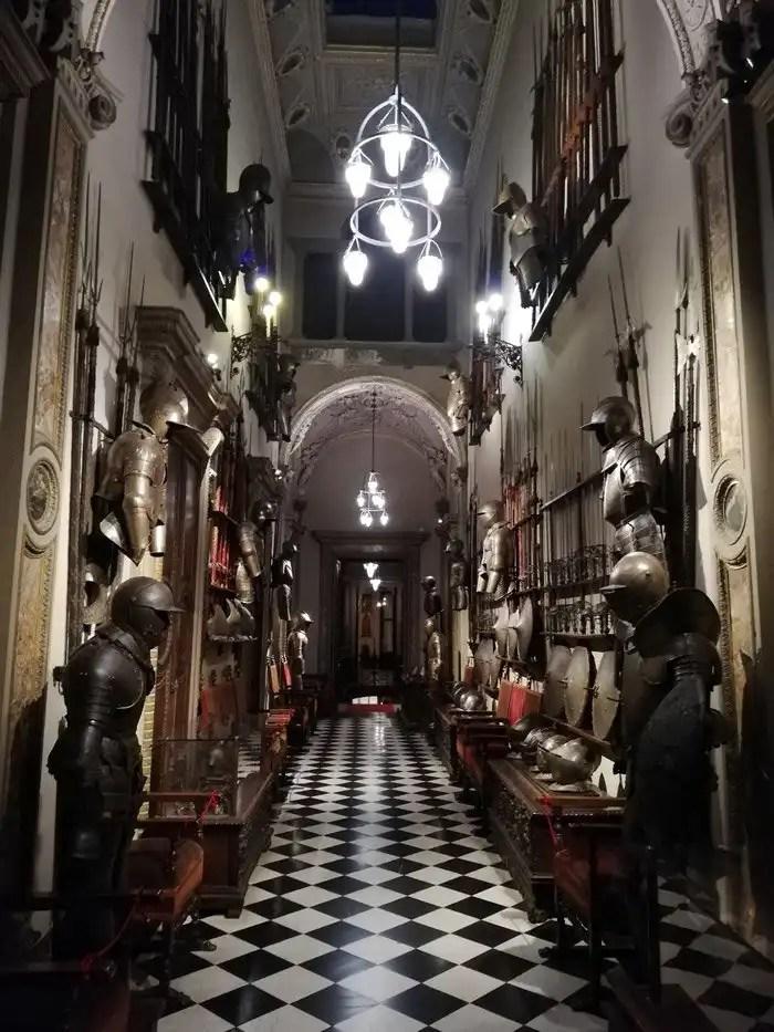 Museo Bagatti Valsecchi a Milano - interno