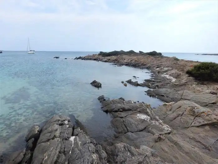 Isola dell'Asinara in Sardegna