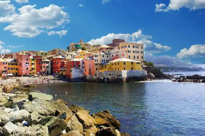 Boccadasse Genova