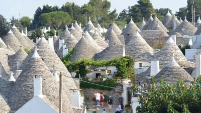 Cosa vedere in Puglia: Bari e dintorni on the road