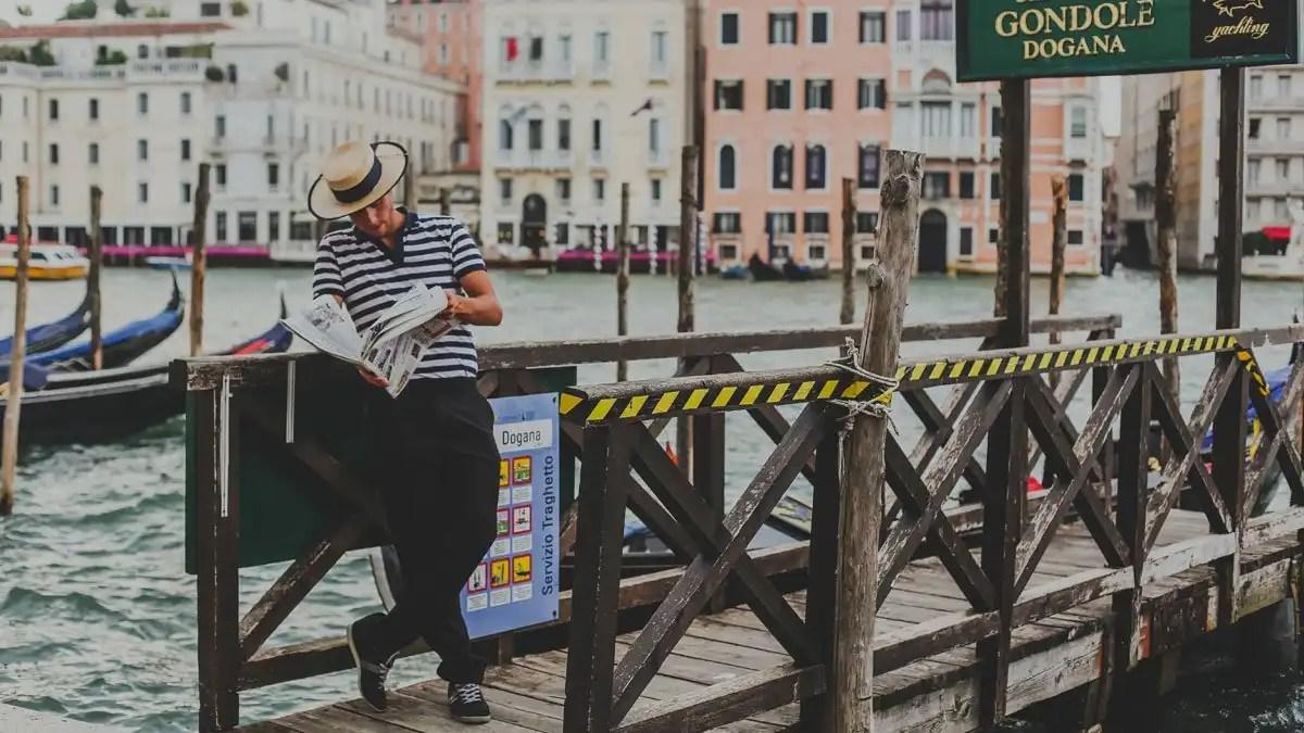 Disneylandizzazione della città: Venezia, where is the exit?