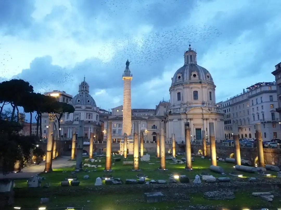 Fori Imperiali a Roma