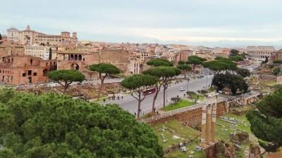Fori Imperiali: a spasso per la Roma antica