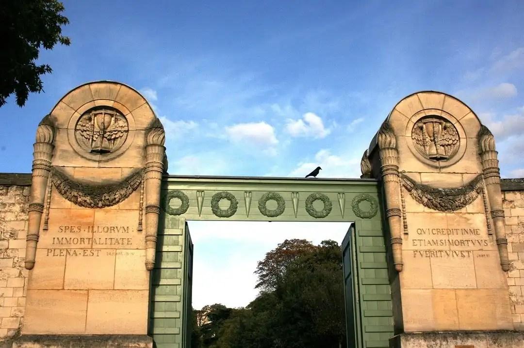 cimitero di Perè-Lachaise Parigi
