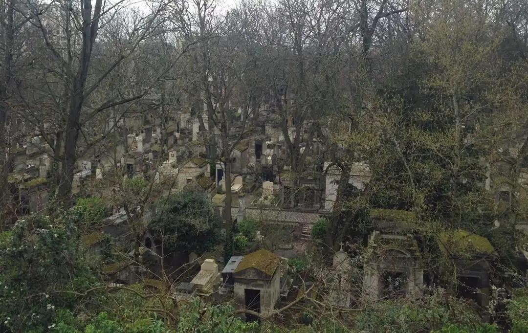 Cimitero Perè-Lachaise Parigi