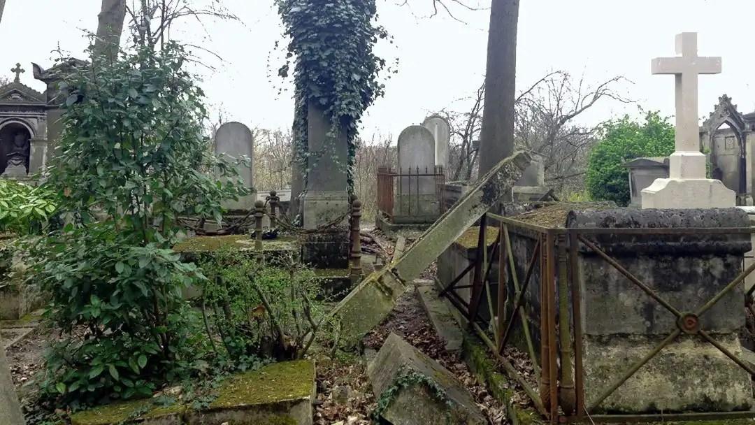 Cimitero Parigi Perè-Lachaise