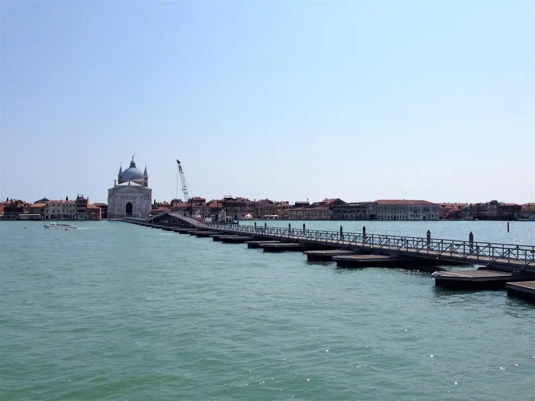 Ponte Votivo del Redentore a Venezia