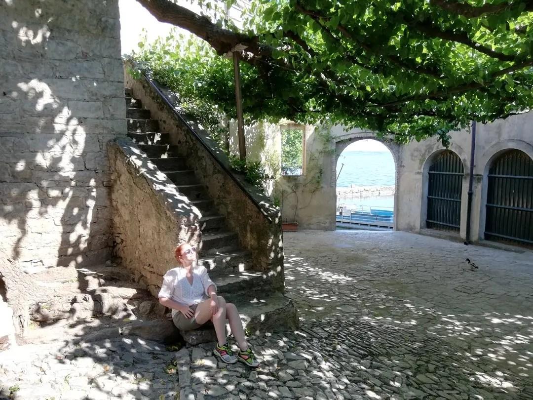 Punta San Vigilio a Garda: il borgo antico