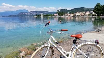 Pista ciclabile Garda: 20 Km in bici tra Peschiera del Garda, Lazise, Bardolino e Punta San Vigilio