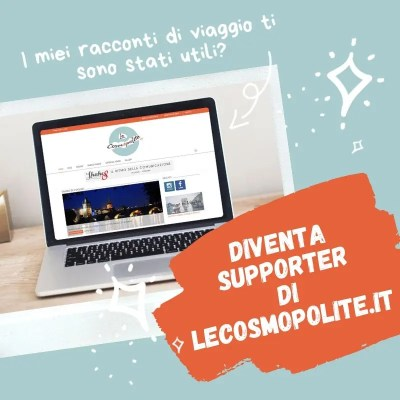 Diventa supporter di LeCosmopolite.it
